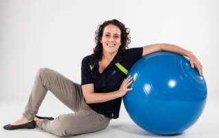 Lindsay Harris Physiotherapist