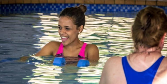 Bell Rogers & Harris Physiotherapy Aqua-Therapy