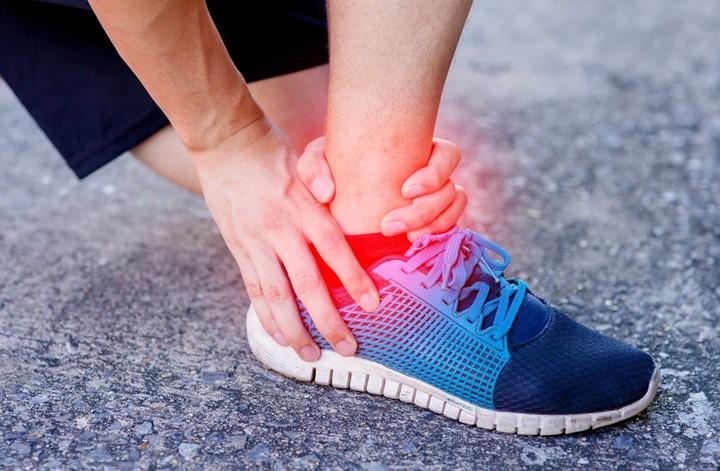 Acute Lateral Ankle sprains